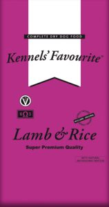 Kennel´s Favourite Lamb Rice