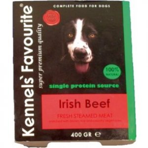 Kennels´ Favourite Steamed Rund 400 gr